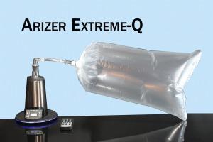 Arizer Extreme-Q ballon gonflé
