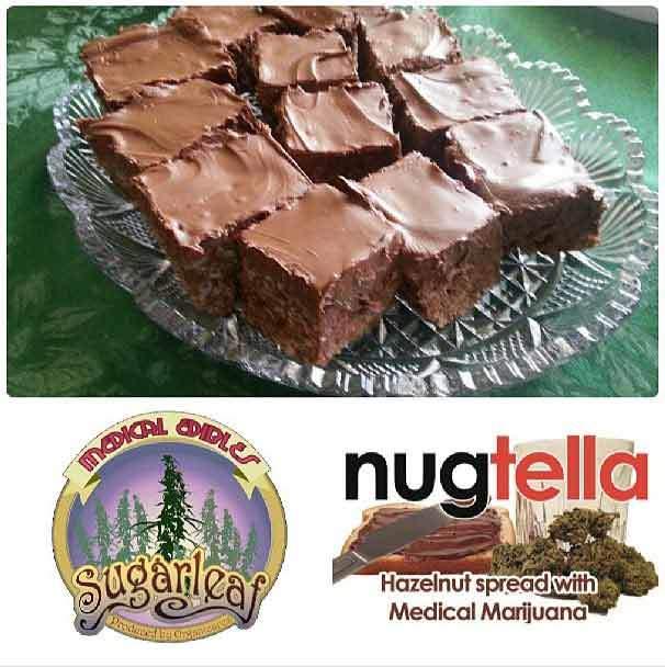 Browny au Nugtella
