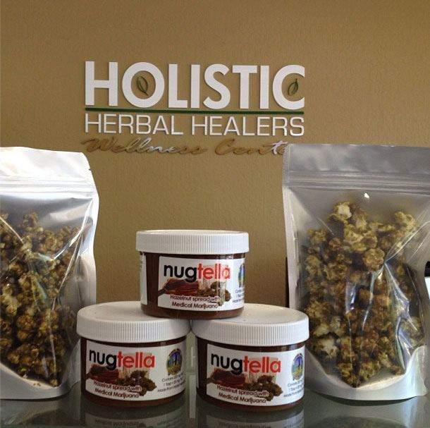 Les dispensaires de cannabis Organicare produisent le Nugtella