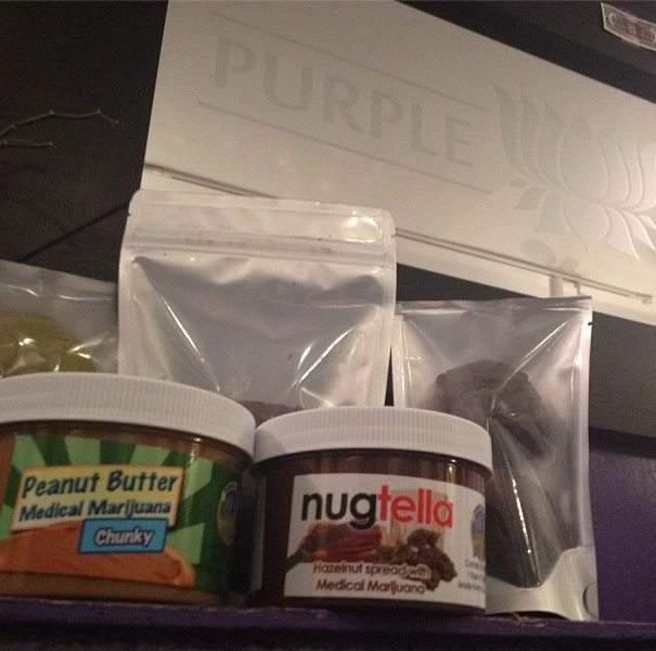 Nugtella et beurre de cacahuète