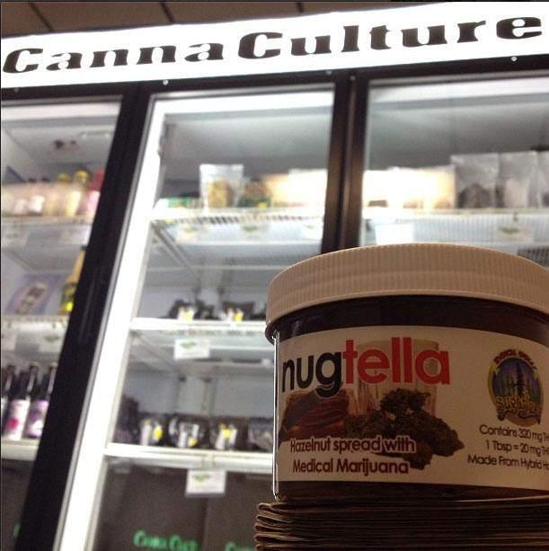 Le Nutella au cannabis