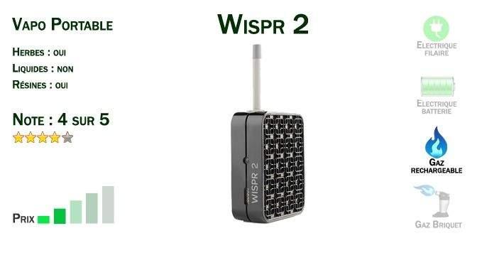 Vapo Portable Wispr2