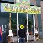 Cannabis Cup 2013 - L'entrée