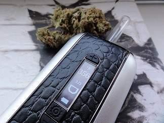 Vaporisateur weed portable Ascent