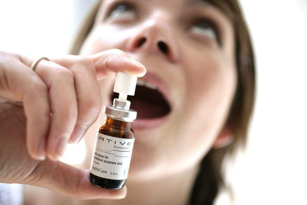 Sativex, un médicament en spray au cannabis