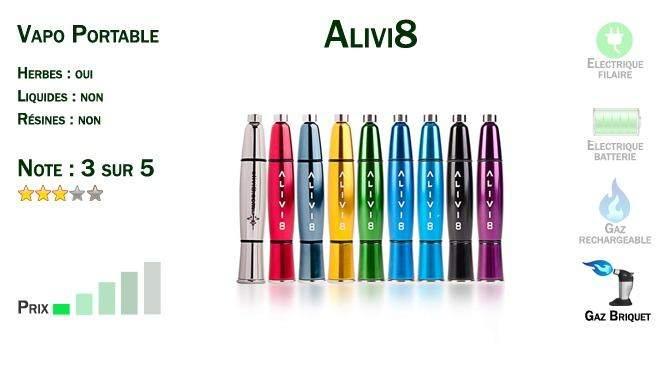 Vapo Portable Alivi8