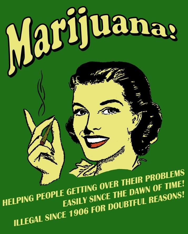 Marjuana Illegal