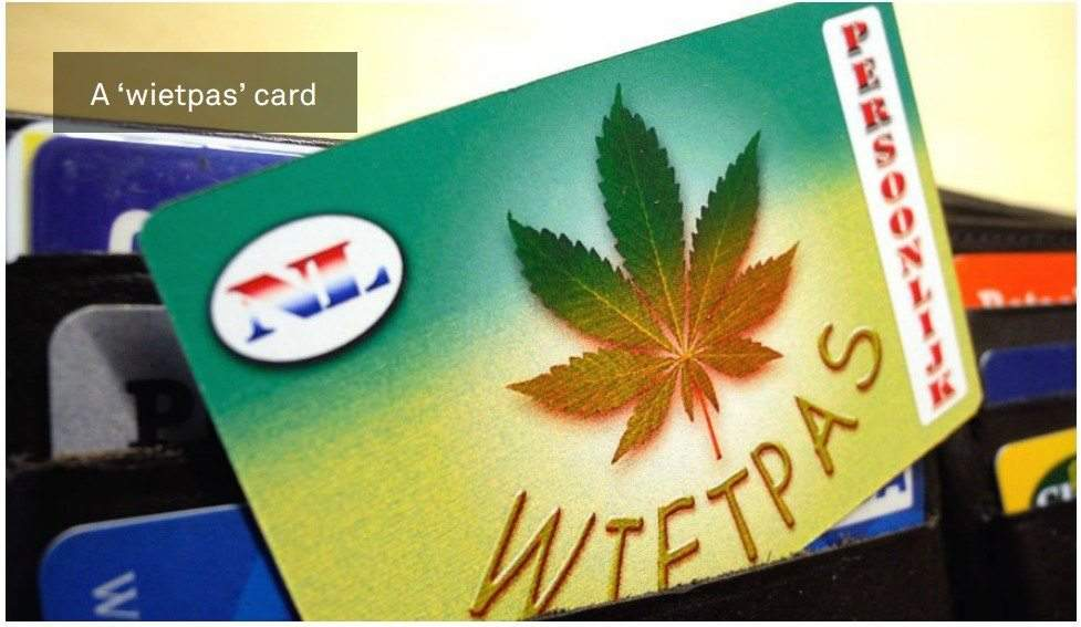 Wietpass (Weed Pass)