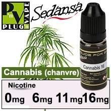 e-liquide gout Cannabis @ planete-sfactory.com