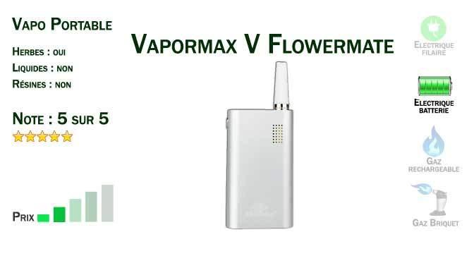 Vapo Vapormax V Flowermate