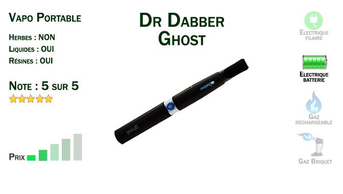Dr dabber ghost vapo sp cial bho et dabs vaporisateur de cannabis - Temperature ideale salon ...
