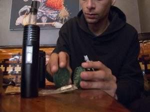 Vaporisateur Portable Arizer Solo Coffesshop Abraxas