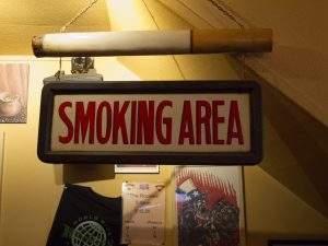Coffeeshop Rookies est ouvert aux fumeurs de tabac !