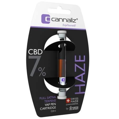 Recharge E-liquide CBD 7% Haze