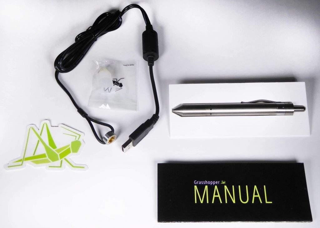 Accessoires du vapo Grasshopper