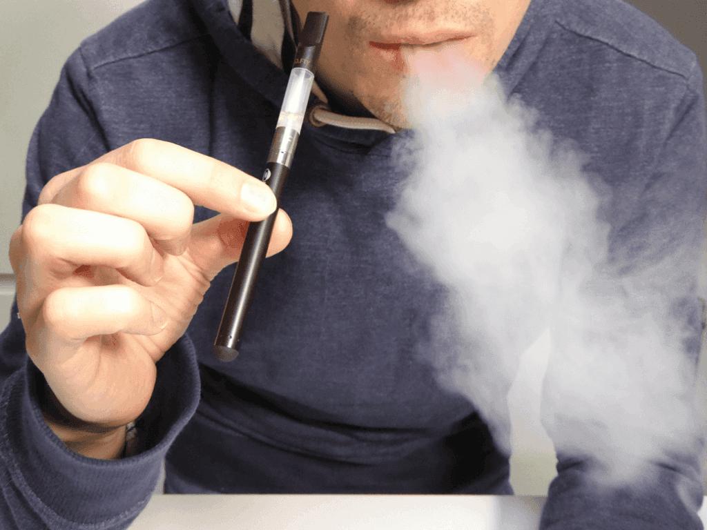 Goût de la weed avec le E-liquide OG Kush